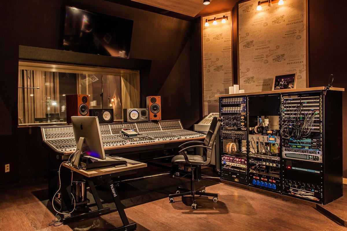 Особенности студийной звукозаписи